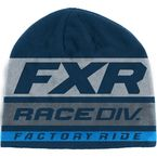 Navy/Blue Race Division Beanie - 201625-4540-00