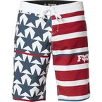 Blue/Red Citizen Boardshorts - 24843-149-28