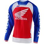 Blue/Red Boldor Honda SE Pro Air Jersey - 355779005
