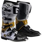 Gray/Magnesium/White SG-12 Boots - 2174-080-11