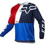 Youth Blue/Red 180 Lovl Jersey - 26529-149-YL