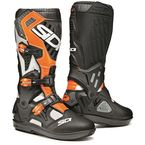 White/Black/Flo Orange Atojo SR Boots - SID-ATJ-WBKO-44