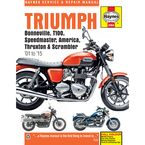 Triumph Repair Manual - M4364