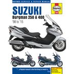 Suzuki Repair Manual - M4909