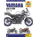 Yamaha Repair Manual - M5889