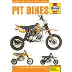 Pit Bike Repair Manual - M6035