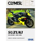 Suzuki Service Manual - M266