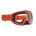 Mono Orange Woot Goggle w/ Clear AFP Lens - 323346462100
