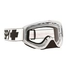 White Woot Goggle w/ Clear AFP Lens - 323346632100