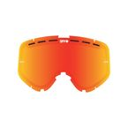 Smoke w/Red Spectra Replacement Lens For Woot/Woot Race Goggle  - 093346000842