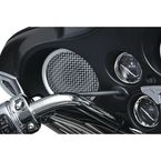 Chrome Road Thunder Fairing Speaker Kit - 2717