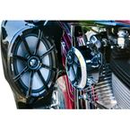 Powered by Kicker Audio Fairing Fit Kit - 4405-0467