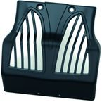 Satin Black Chin Fairing - 5663