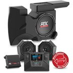 Bluetooth Radio/Subwoofer/Speaker Pod System - RZRSYSTEM2