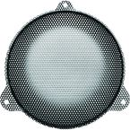 Black Rushmore Punched Steel Mesh Speaker Grilles - NG6502