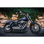 Chrome Maverick 2-into-2 Full Exhaust System - 567