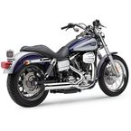 Chrome PowerPro HP 2-into-1 RPT Exhaust System - 6468