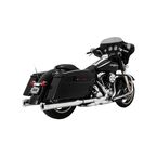 Chrome Eliminator 400 Slip On Mufflers - 16703