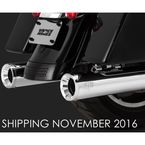 Chrome Eliminator 400 Slip-On Mufflers - 16714