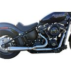 Stainless Steel Assault 2-Into-1 Exhaust System - TM-5050
