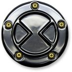 Black Bomber Series 5 Hole Points Cover - BS-PT-B