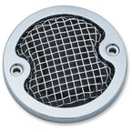 Chrome Mesh Points Cover - 6522