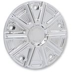 Chrome Ness-Tech 10-Gauge Points Cover - 03-499