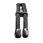 Lightweight Fiber Braided Black Hose Upgrade Kit - 211-JLWN06