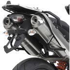 Aluminum Top Case Rear Rack - SRA750
