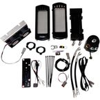 Gloss Black Oil Cooler Kit - SMT8-2G