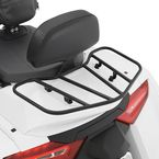 Black Luggage Rack - 52-945BK