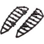 Black MX Driver Floorboards - 06-891