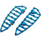 Blue MX Driver Floorboards - 06-892