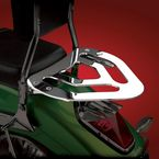 Chrome Sissy Bar Luggage Rack - 55-322