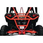 Red Rear Bash Bumper - 01-2111