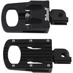 Black Driver Punisher Footpeg - 7005-203-03