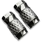 Chrome Platinum Cut Fork Slider Covers - TC-963