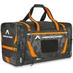 Black/Orange Large Gear Bag - 3512-0219
