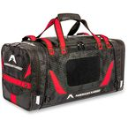 Black/Red Medium Gear Bag - 3512-0223