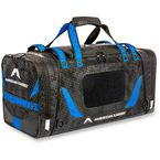 Black/Blue Medium Gear Bag - 3512-0224