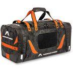 Black/Orange Medium Gear Bag - 3512-0225