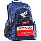 Navy Honda Wing Backpack - 608517430