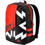 Black/Red Porter Jeronimo Backpack  - 01002-013-01