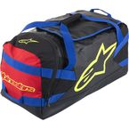 Black/Blue/Red/Fluorescent Yellow Goanna Duffle Bag - 61060181735