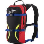 Black/Blue/Red/Fluorescent Yellow Iguana Hydration Pack - 61073181735
