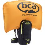 Black/Lime Float 22 Avalanche Airbag - C1813002010