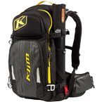 Black/Yellow Krew Pak Backpack - 4012-002-000-000