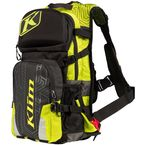 Lime/Black Nac Pak Backpack - 3319-005-000-330
