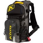 Gray/Black/Yellow Nac Pak Backpack - 3319-005-000-600