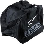 Black Supertech M10 Semi-Rigid Helmet Bag - 8989019-10